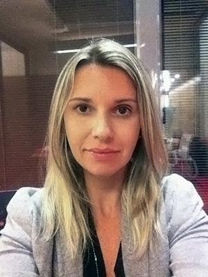 Trajetória de carreira por Luciana Fernandes