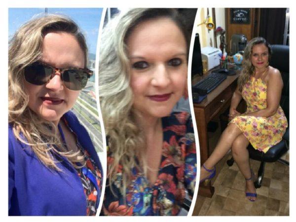 Trajetória de carreira por Mônica Abreu